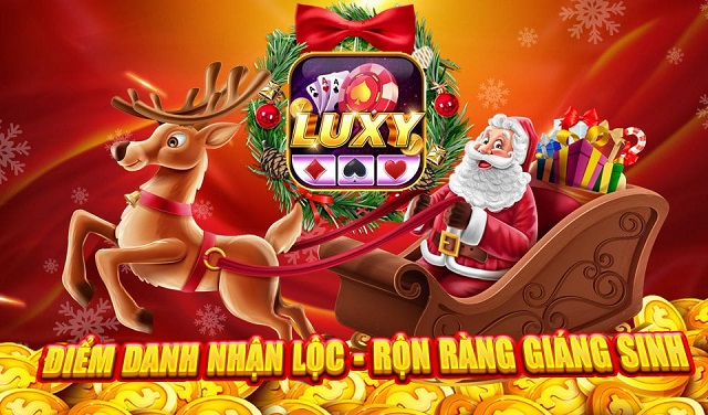 Luxy Club [Event] GiFTCODE mừng Giáng Sinh