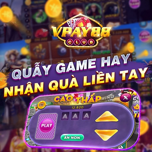 VPay88 [Event]: Quẩy game hay - Nhận Code liền tay